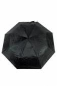 Dáždnik skladací - čierny