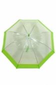 Dáždnik priehladný - farebný pás