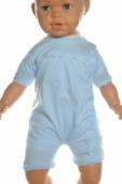 Detské overalové body - gombík