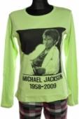 Dámske tričko - Michael Jackson, 2-2471