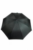 Dáždnik - čierny, klasický + darček2