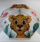 Detský dáždnik tiger 66cm