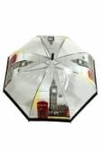 Dáždnik priehľadný - BIG BEN BUDKA