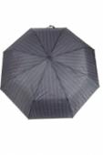 Dáždnik šedý farebné pásy