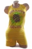 Dámsky overal - ananás