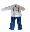 Chlapčenský oblek hviezda