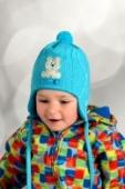 Detská čiapka-KINOMAN