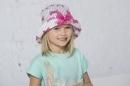 Dievčenský klobúk - SMYKALKA 20/047