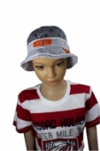Detský klobúk - kormidlo