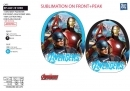Šiltovka Avengers