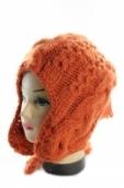 Čiapka dámska - pletená