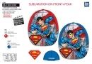 Detská šiltovka SUPERMAN