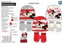 Dievčenský set Minnie - čiapka a rukavice, 5-PH4324